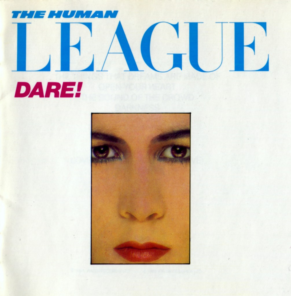 The Human League - Dare! - Front